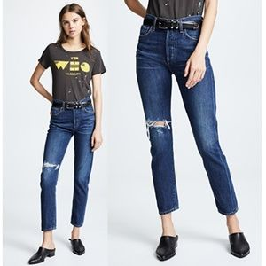Citizens of Humanity Liya High Rise Jeans in Lowe